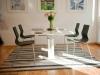 Tisch für Gespräche
