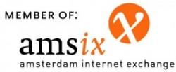 Amsterdam Internet Exchange amsix - Logo für Mitglieder