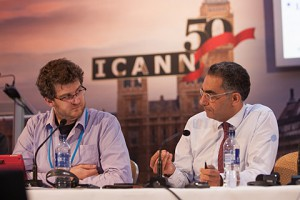 ICANN 50 Podiumsdiskussion